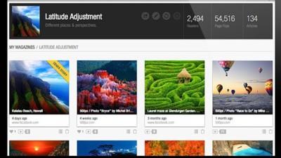 Flipboard lanza su versión 2.0 en Android y un editor de las revistas para el navegador