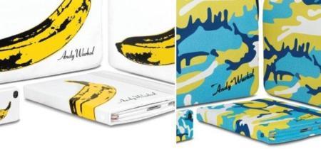 Incase lanzará una colección inspirada en Andy Warhol