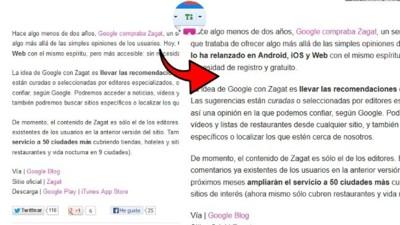 Fija un tamaño mínimo para el texto de cualquier sitio en Firefox con No small text