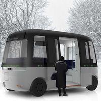 Gacha, el autobús autónomo japo-finés, deja tirados a sus pasajeros tan sólo dos horas después de su presentación en Helsinki