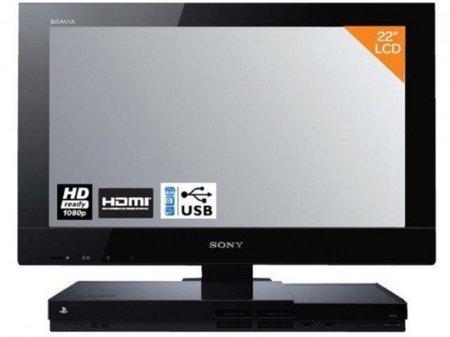 PlayStation 2 no ha muerto, está en el pie de un televisor