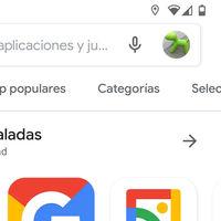 Google Play Store añade el nuevo selector de cuenta 'Material Theme': ahora con más opciones