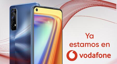 Realme Vodafone