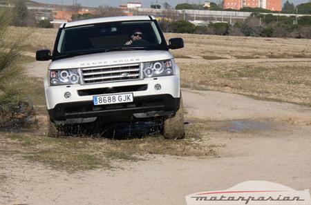 Range Rover Sport TDV8, prueba (parte 2)
