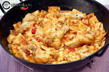 Castilla Cuisine
