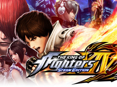 The King of Fighters XIV ya está disponible en Steam y lo celebra con un nuevo tráiler