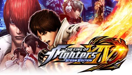 The King of Fighters XIV ya está disponible en Steam y lo celebra con un nuevo tráiler