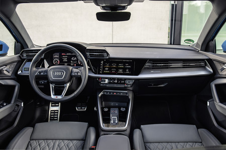 Audi A3 Sedan 2021 21i