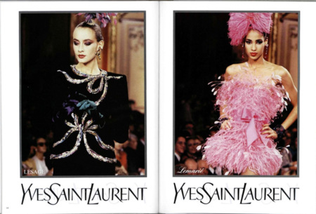 Yves Saint Laurent 1987