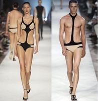 Trikini masculino de Alexander McQueen