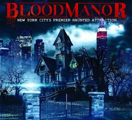 Blood Manor Halloween NY
