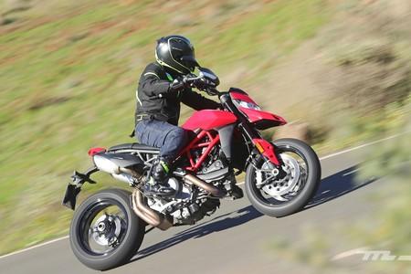 Ducati Hypermotard 950 2019 Prueba 044