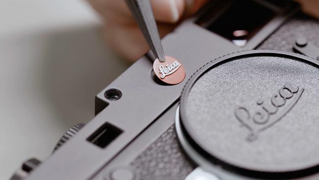 Así se fabrica paso a paso una auténtica Leica M10