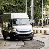 Diésel, GNC y eléctrico son las opciones de Iveco para furgones que contaminen menos