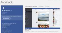 Llega la aplicación oficial de Facebook a Windows 8.1