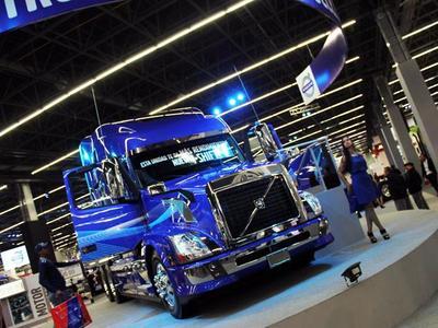 """Expo Transporte 2013, mundo de negocios """"pesados"""""""