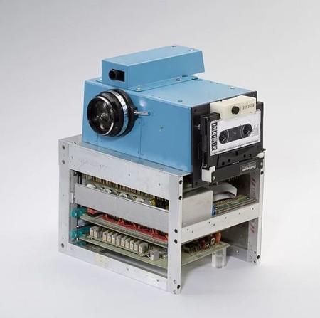 Primera Camara Digital