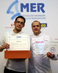 Angel Palacios, nuevo chef de La Broche en Madrid