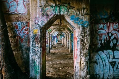 Trucos y consejos para hacer fotografía urbana (urbex) en lugares abandonados