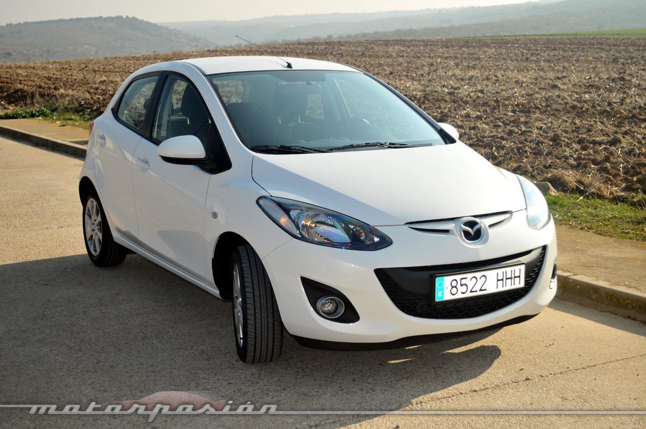 Foto de Mazda2 2011 (Prueba) (27/58)
