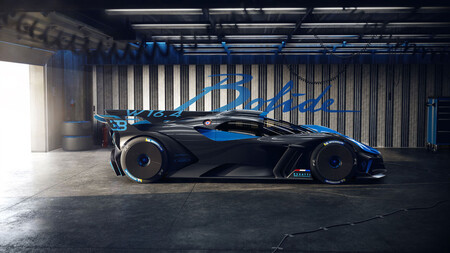 Bugatti Bolide Hypercar Mas Bello 4