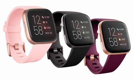 Amazon te deja ahora más barato el Fitbit Versa 2: esta semana, tienes este reloj deportivo por sólo 159,95 euros