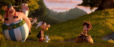 Escena Asterix