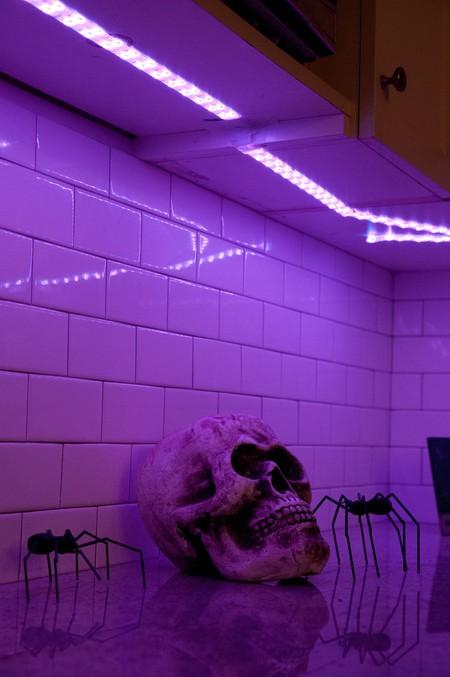 La iluminación más terrorífica para Halloween a golpe de clic con Philips Hue
