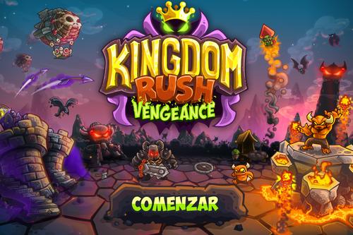 Probamos Kingdom Rush Vengeance, un nuevo Tower Defense lleno de demonios, duendes, bombas y micropagos
