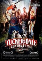 'Tucker & Dale contra el mal', cartel y tráiler de una divertida parodia del cine slasher