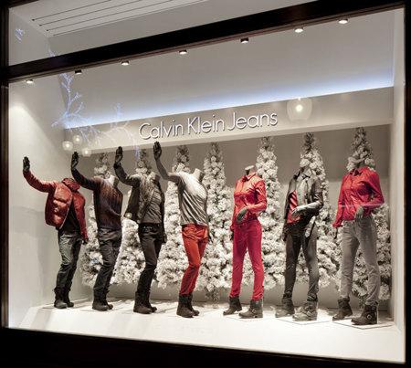 Tienda Londres Calvin Klein