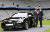 Pep se paseará en Munich con un S8
