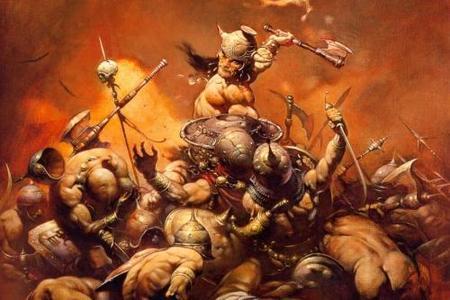 El asesinato de Conan, el bárbaro