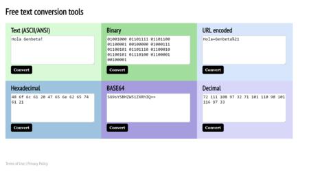 ASCII 2 Hex, el conversor gratuito de textos binarios y hexadecimales de Mr. Robot
