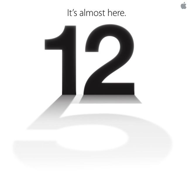 keynote iPhone5 presentación