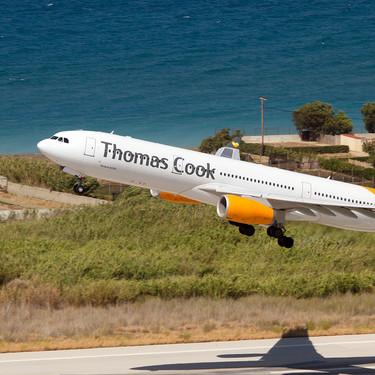 Canarias frente al agujero de Thomas Cook: sólo este año había llevado a 2,6 millones de turistas