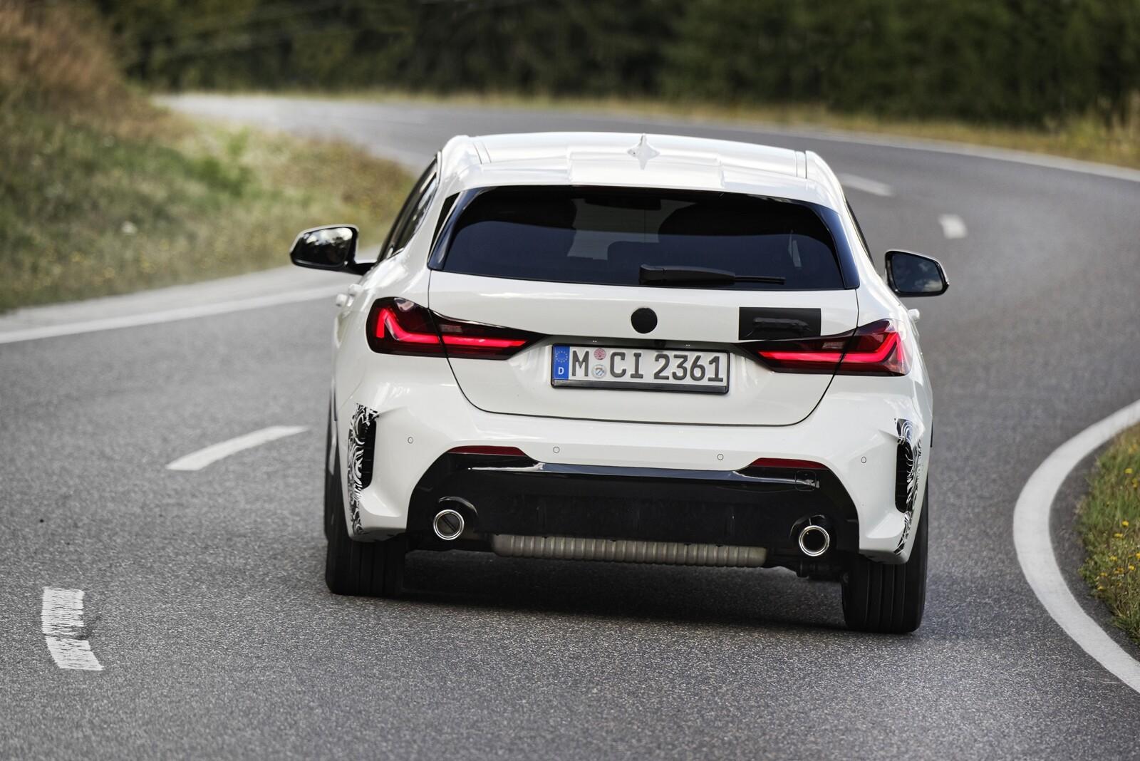 Foto de BMW 128ti 2021 (17/21)