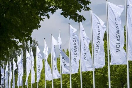 Volkswagen Banderas Logo