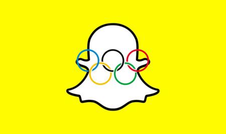 Snapchat logra acuerdo con NBC para transmitir olimpiadas Río 2016