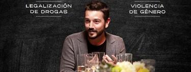 """Amazon Prime estrena tráiler """"Pan y Circo"""". Reconocidos chefs mexicanos platicarán y cocinarán con el actor Diego Luna"""
