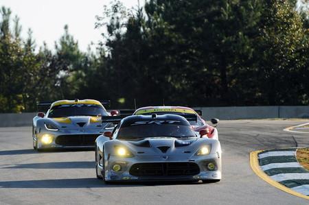 Listo el Viper GTS-R para su regreso a Le Mans