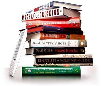 Amazon quiere tarifa plana para leer libros