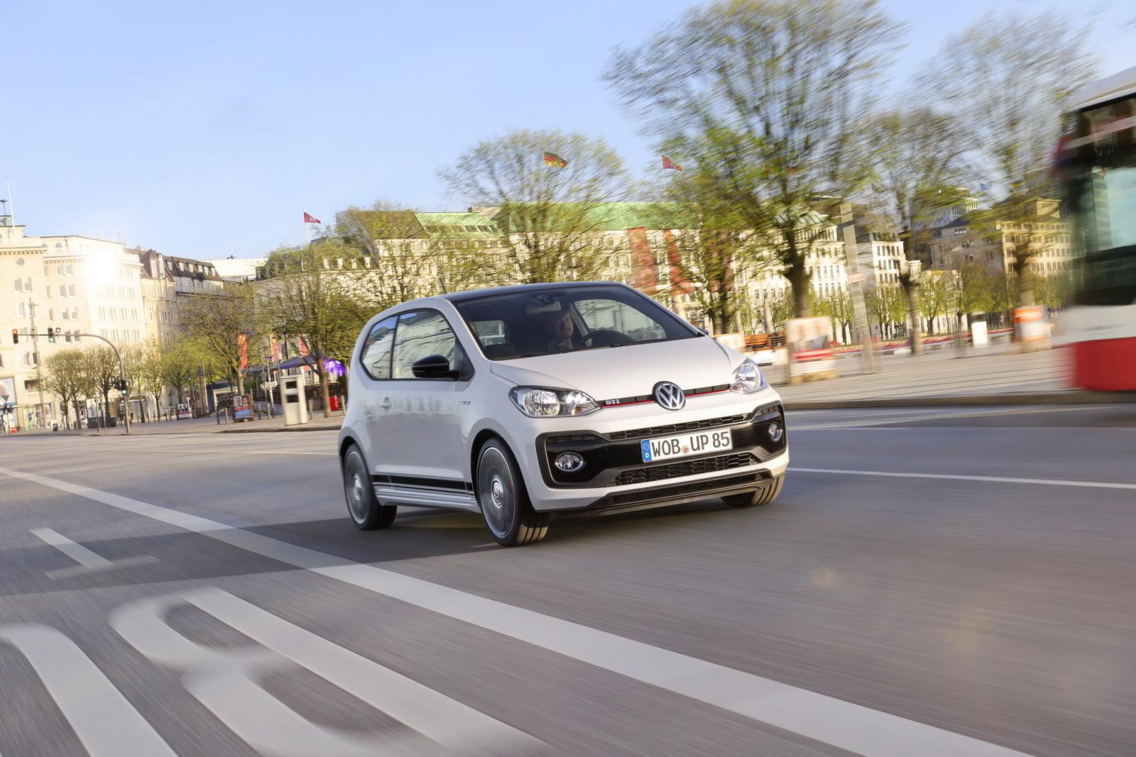 Foto de Volkswagen Up! GTI (8/17)
