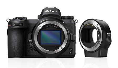 Nikon Z6 Y Ftz