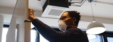 Cómo usar los sistemas de ventilación y los purificadores para prevenir contagios en interiores