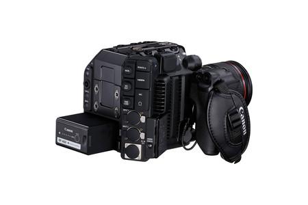 Canon C300 MKIII cámara de cine y televisión