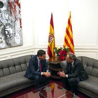 Traducción procés-español del documento acordado por Pedro Sánchez y Quim Torra tras su reunión