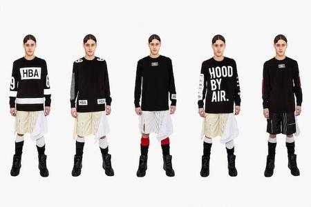 Hood by Air: moda masculina de vanguardia
