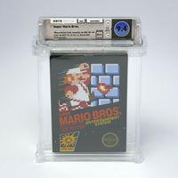 Este cartucho de 'Super Mario Bros.' se convierte en el juego más caro jamás vendido al subastarse en más de 100.000 dólares