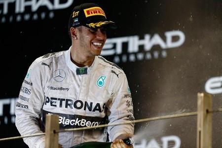 Lewis Hamilton, digno campeón.